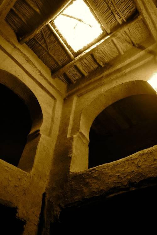 Centro de uma casa bérbere